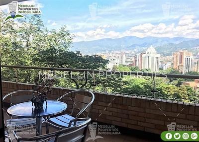 Arrendamientos De Apartamentos En Medellín Cód: 4031