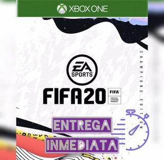 Fifa 20 Champions Ed. + Juego Xbox One Online Y Offline