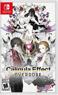 The Caligula Effect Overdose Fisico Switch En Palermo Jazzpc