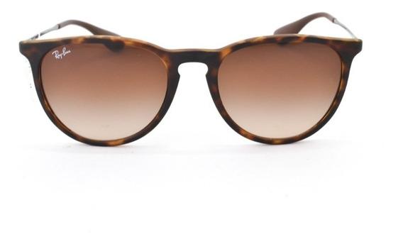 Óculos De Sol Ray Ban Erika Rb4171 L 865/13 Acetato Unissex