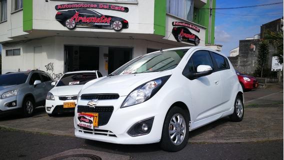 Chevrolet Spark Gt Full Equipo 2014