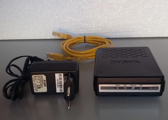 Modem D-link Dsl 2500e Adsl2/2+ Router