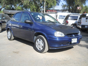 Chevrolet Chevy Monza, Mod. 2002, Color Azul, ¡precioso!