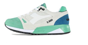 Tenis Diadora S8000 Italia Alpine 25.5, 27 Made In Italy