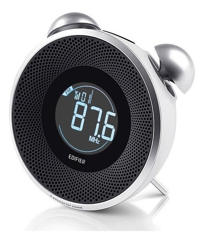 Imagen 1 de 6 de Parlante Edifier Reloj Tic Toc Mf240 Bt