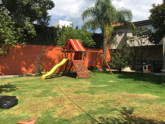 Hermosa Casa Jardines Del Ajusco 3/4 Recamaras Enorme Jardín