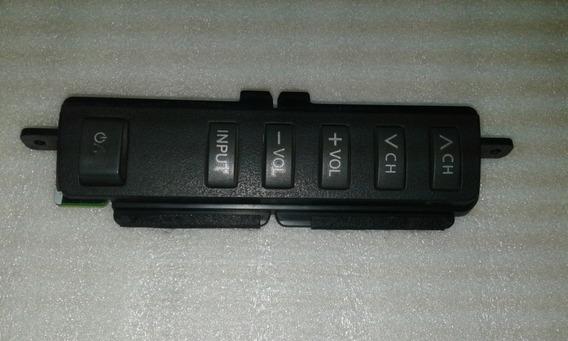 Placa Teclado Tv Panasonic Tc-l42s10b