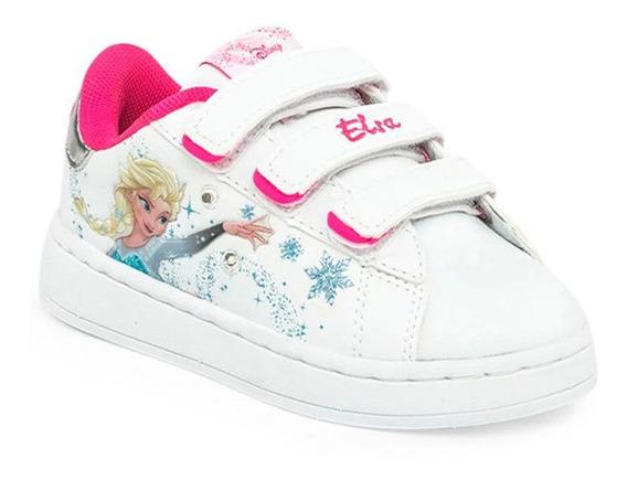 Zapatillas Disney Frozen Velcro