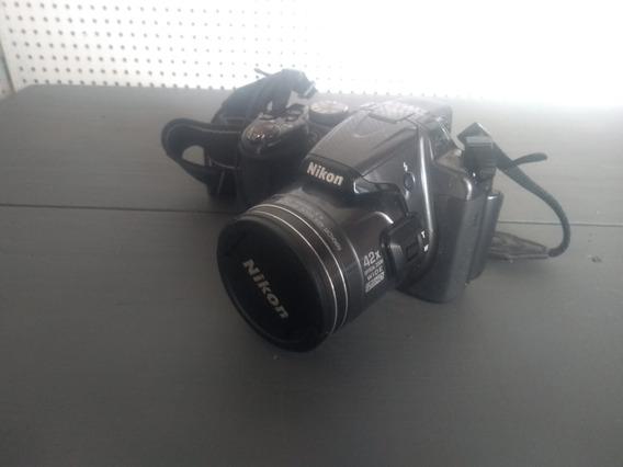 Câmera Nikon Coolpix P520 (com Defeito / Não Liga)