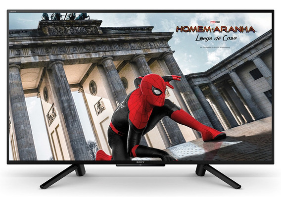 Smart Tv 50 Sony Led Fhd Hdr Smart & Durável Kdl-50w665f