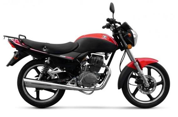 Moto Zanella Rx 125 Cc