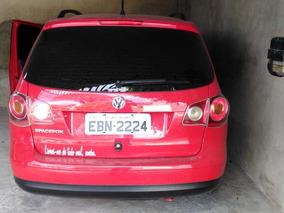 Volkswagen Spacefox I / Vw Spacefox 1.6
