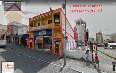 Ponto Comercial Para Alugar No Bairro Centro Em Guarulhos - - 784-2