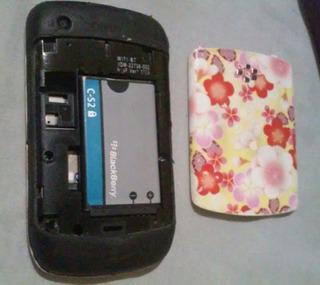 Blackberry Curve 8520 Gsm Bandas Todas Las Operadoras