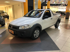 Fiat Strada 1.4 Working Flex 2p Ano 2014/2015 (4555)