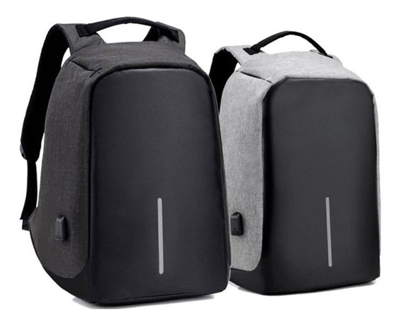 Mochila Security C/ Entrada Usb