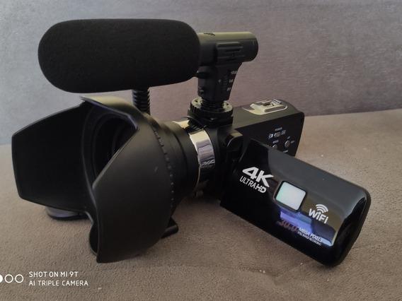 Câmera Profissional 4k Hd 16x