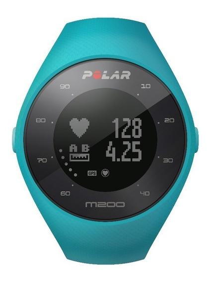 Reloj Deportivo Polar M200 A Gps Frec Cardiaca En Muñeca