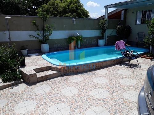 Casa Com 3 Dormitórios À Venda, 98 M² Por R$ 485.000,00 - Jardim São Pedro - Hortolândia/sp - Ca0059