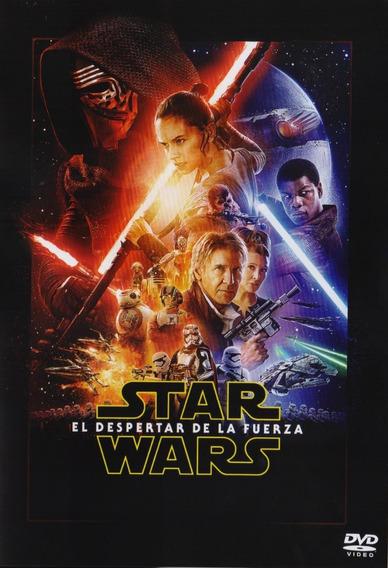 Star Wars Episodio 7 El Despertar De La Fuerza Pelicula Dvd
