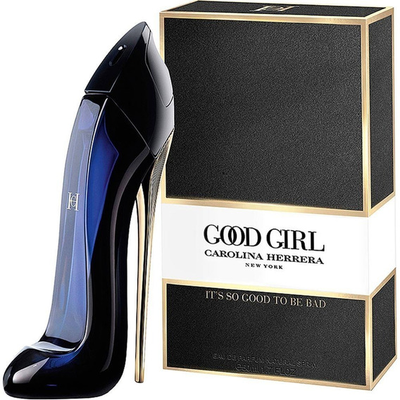 Perfume Good Girl 80ml Edp Carolina Herrera Original!! + Nf