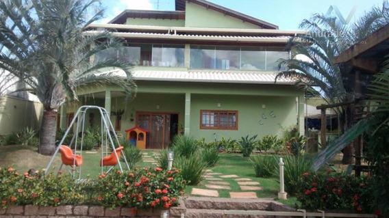 Casa Residencial À Venda, Chácara Primavera, Campinas. - Ca0160