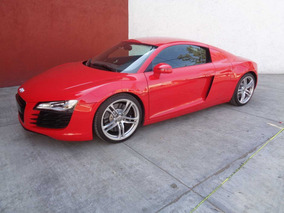 Audi R8 4.2 Quattro R-tronic At 2008 (impecable)
