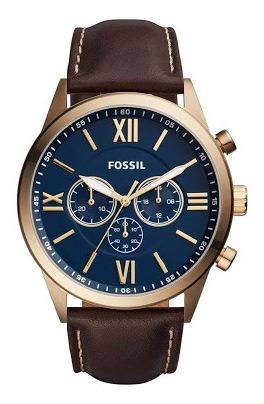 Reloj Marca Fossil Bq2095 Caballero + Envio Gratis