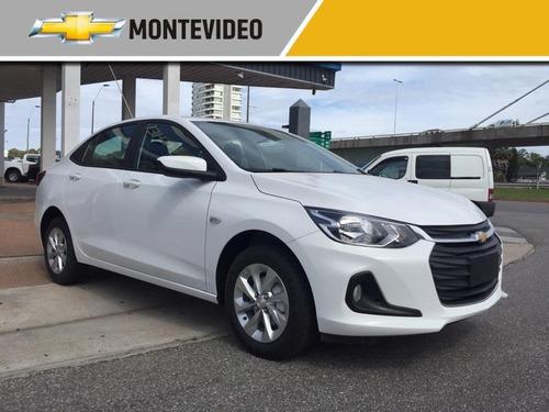 Chevrolet Onix Plus Lt 1.2 2021 0km