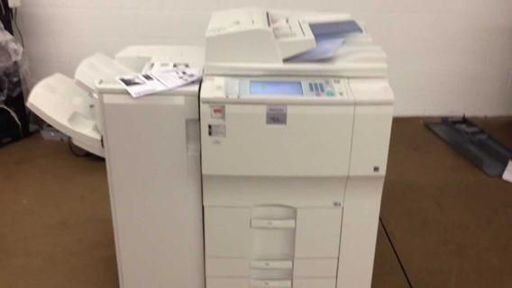 Impressora Laser Multif Ricoh P&b A3 Mp 9001 S/finisher