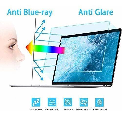 Viuauax 15.6  Protector De Pantalla De Filtro De Luz Azul Pa
