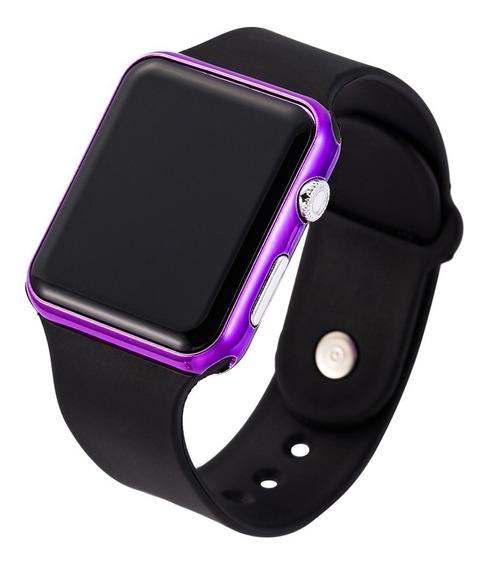 Relógio Barato De Pulso Feminino Led Digital Frete Gratis