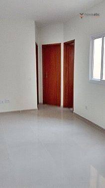Imagem 1 de 11 de Apartamento Sem Condomínio Com 2 Dormitórios À Venda, 37 M² Por R$ 220.000 - Parque Erasmo Assunção - Santo André/sp - Ap0491