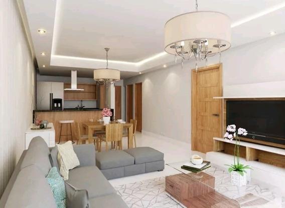 Apartamento En Alquiler En Pesos Distrito Nacional - Inmuebl
