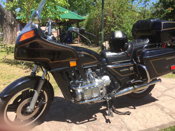 Honda Goldwing Gl 1100 Interestate