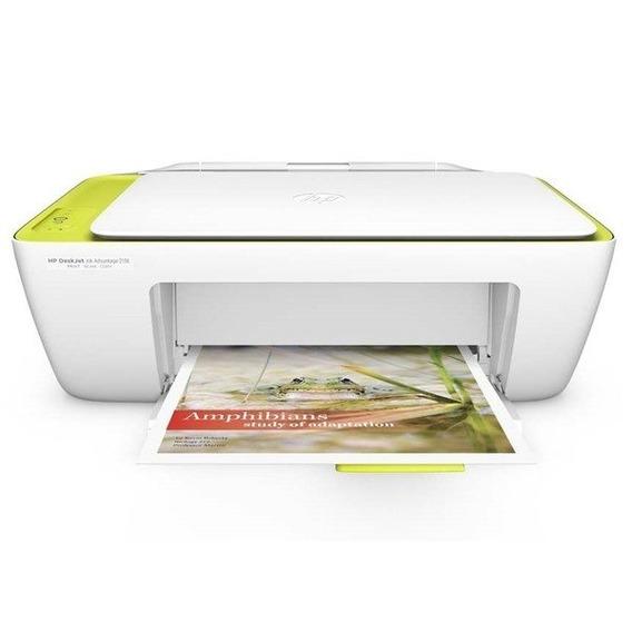Impressora Hp Deskjet Ink Advantage 2136 - Nova