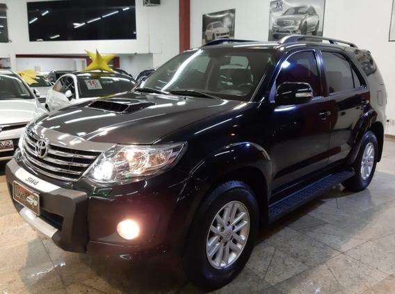 Toyota Hilux Sw4 Srv 3.0 4x4 7 Lugares 2015 Impecável