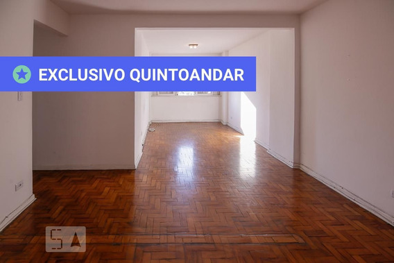 Apartamento No 1º Andar Com 2 Dormitórios - Id: 892958322 - 258322