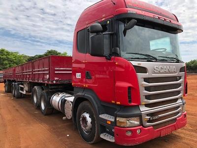 Scania Highline 440 6x2 Ano 2012/2012 (5 Unidades )