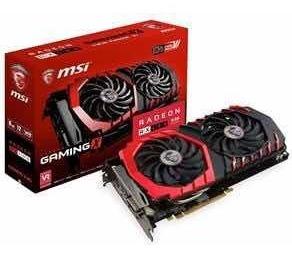 Placa De Vídeo Radeon Rx 470 4gb Gddr5 256bits Gamingx4g Msi