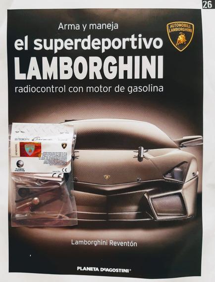 Lamborghini Para Armar - Fasiculo 26