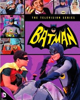 Batman - Serie Completa (1966) 720p Hd Digital