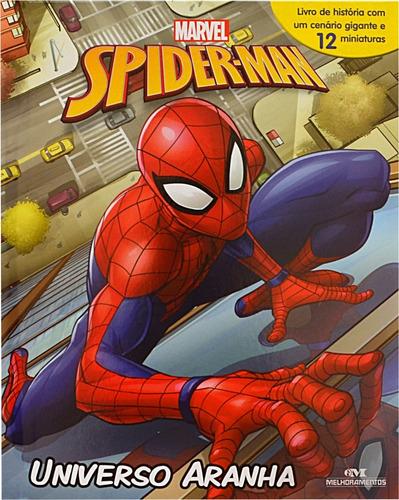 Imagem 1 de 4 de Spider Man  Universo Aranha