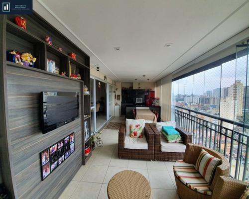 Imagem 1 de 23 de Apartamento De Alto Padrão Com Localização Privilegiada! - Ap00232 - 67861599