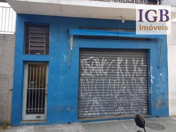 Terreno À Venda, 148 M² Por R$ 450.000,00 - Casa Verde - São Paulo/sp - Te0096