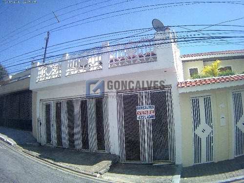 Venda Sobrado Sao Bernardo Do Campo Santa Terezinha Ref: 620 - 1033-1-62032