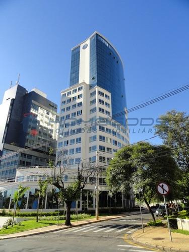 Sala Comercial Mobiliada - Life Town Cambuí - Campinas - Locação E Venda   Sala Comercial Diferenciada, Possuindo 44,64 Metros Quadrados Uma Vaga De G - Sa00187 - 69023545