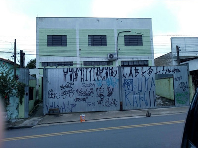 Comercial Para Aluguel, 0 Dormitórios, Vila Iasi - Taboão Da Serra - 1434