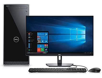 All-in-one Dell Inspiron 3670 Desktop + Se2719 Full Hd Ips ®
