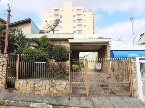 Casa À Venda, 2 Quartos, 5 Vagas, Vila Silveira - Guarulhos/sp - 1355